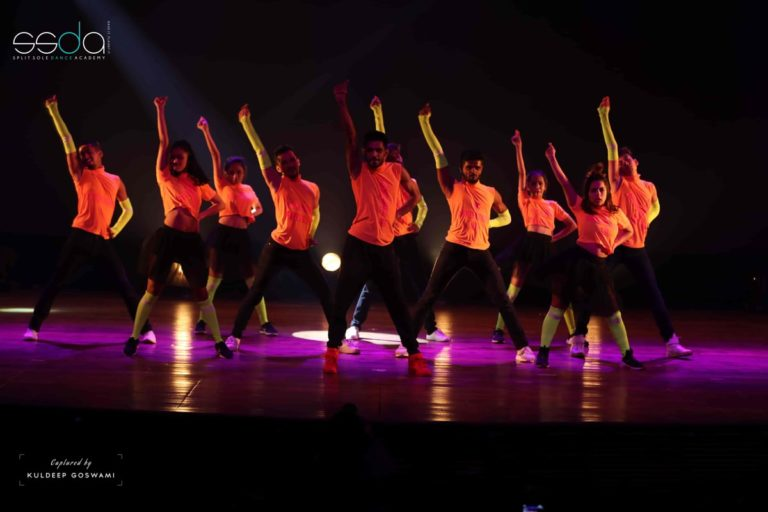 Best Choreography ,Dance Training in India